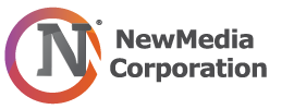 New Media Corporation Logo